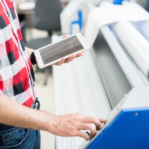 Impresion de entradas correlativas con codigos QR o barcode